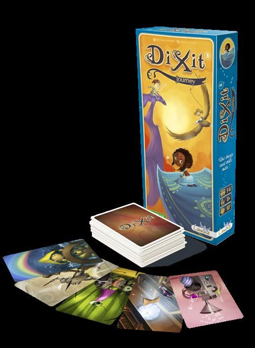 Dixit - Extension 3 Journey