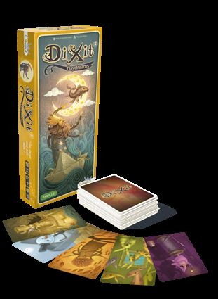 Dixit - Extension 5 Daydreams
