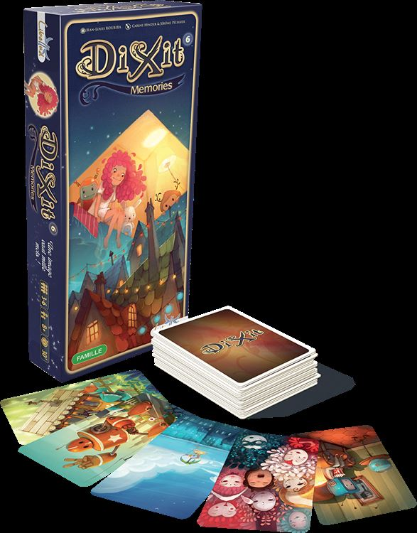 Dixit - Extension 6 Memories