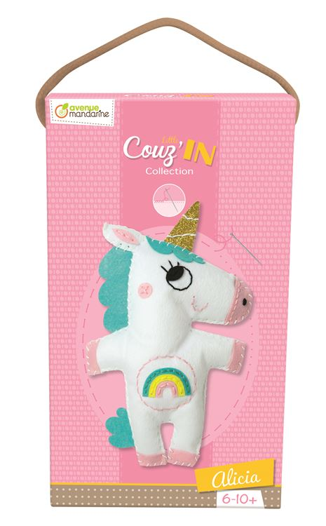 Little Couz'In - Alicia la licorne