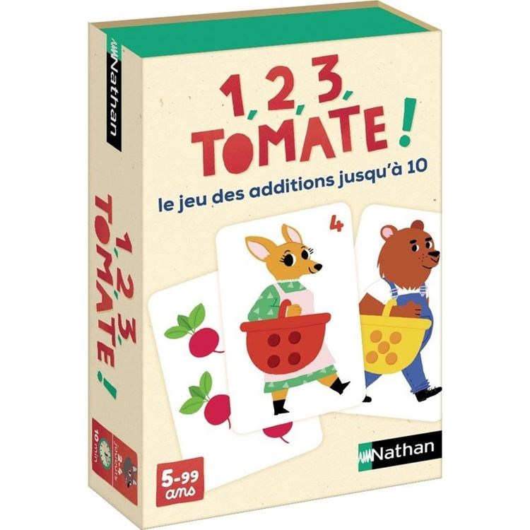 1,2,3 tomate !
